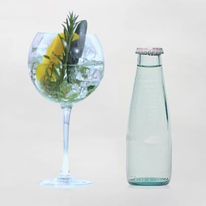 Mediterranean Bitter con erbe aromatiche e Sanbittèr Dry