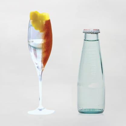 Sir, cocktail con spezie e agrumi, con Sanbittèr Dry
