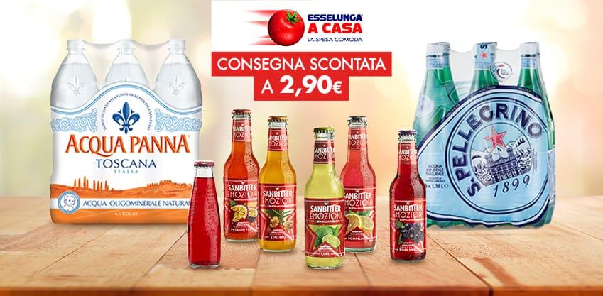 Promozione Sanpellegrino Sanbittèr con Esselunga