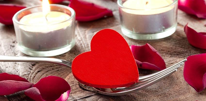 Aperitivo di San Valentino a casa: come renderlo romantico