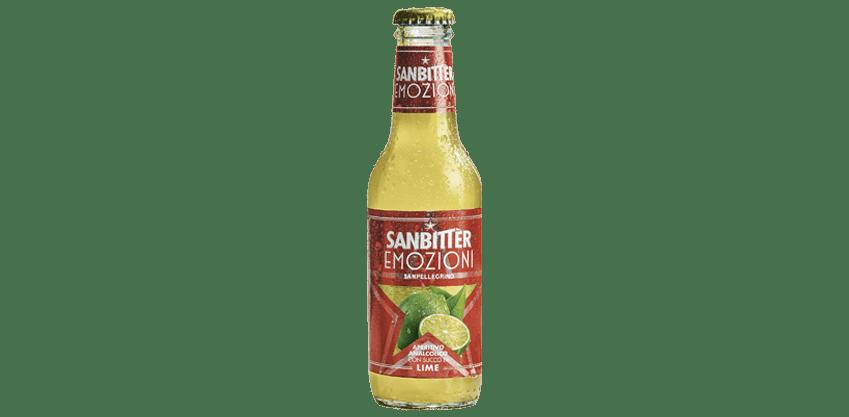 Sanbittèr Emozioni Lime il cocktail più amato