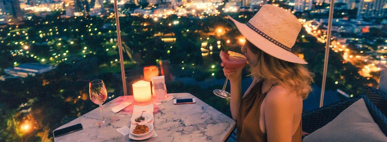 Scopri con Sanbittèr le location insolite dove gustare il tuo aperitivo