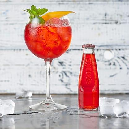 Sanset il nuovo cocktail Sanbittèr