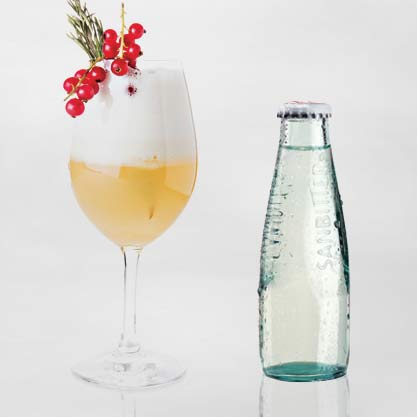 Santa Claus, cocktail al Sanbittèr Dry