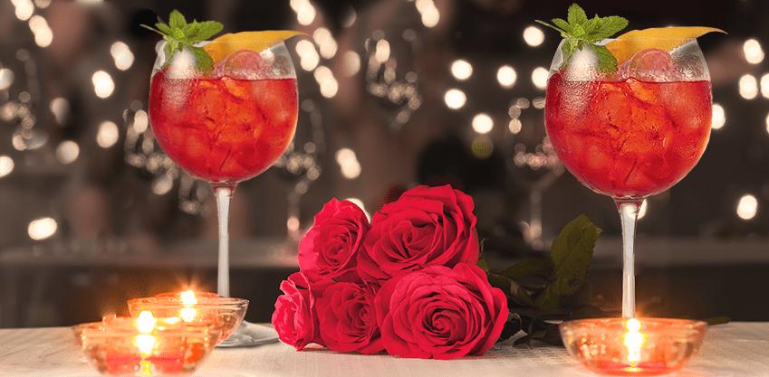 Cocktail Sanbittèr per San Valentino, celebra la festa degli innamorati con gusto e passione