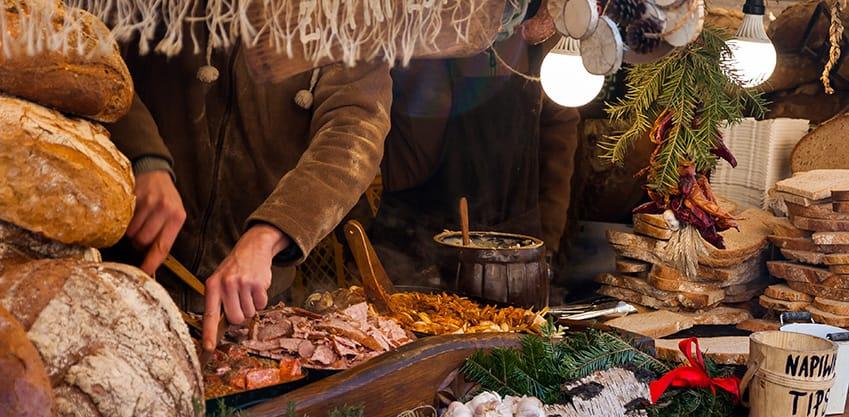 Le specialità di Cracovia capitale dello street food polacco