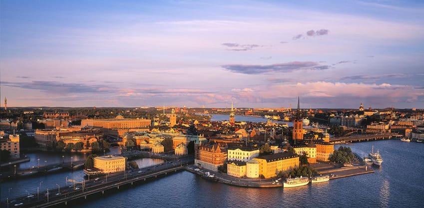 Stoccolma, città della luce