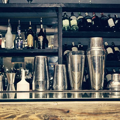 Una delle tendenze dell'aperitivo è quella dei robot barman