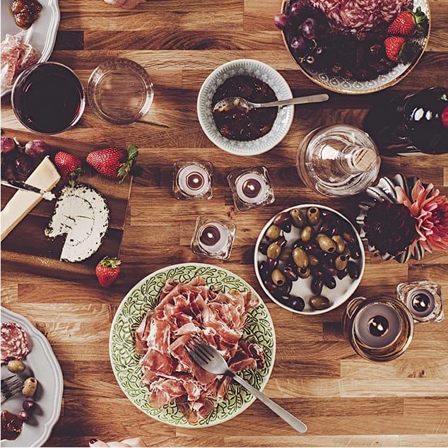 Tante idee per un aperitivo in casa, fai da te