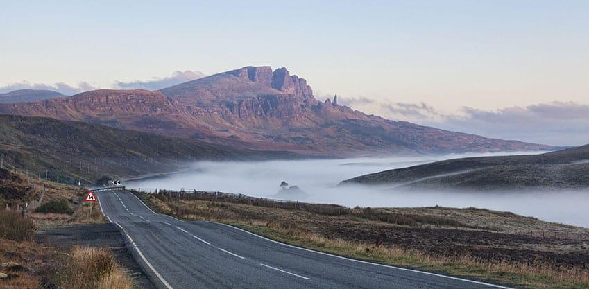 In Scozia tra le Highlands per scoprire il gin