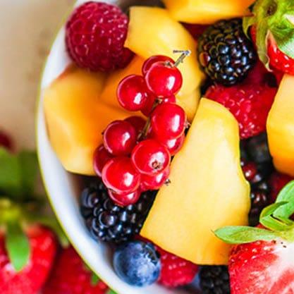 Videoricette Sanbittèr a base di frutta