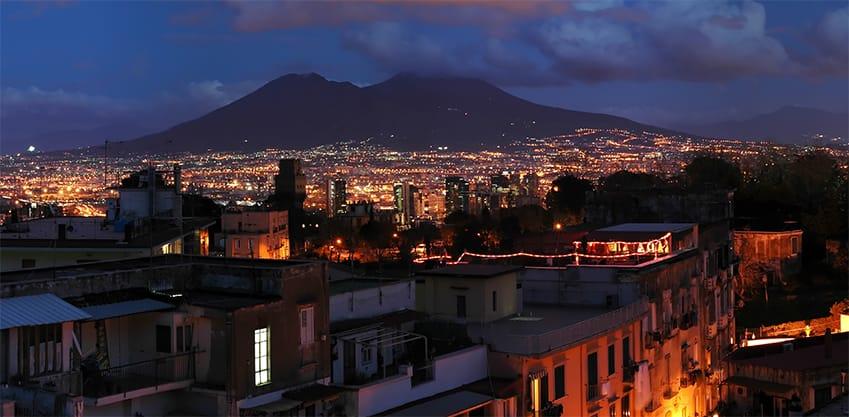 Vedi Napoli per durante le Feste