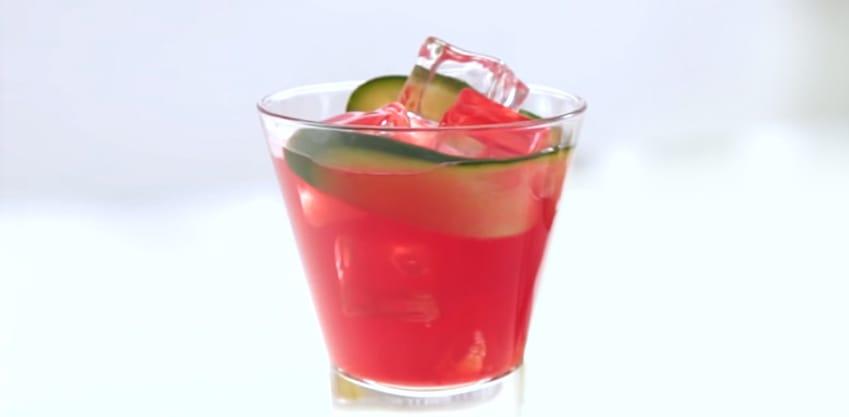 Zen Bitter con zenzero, succo di limone e Sanbittèr Rosso